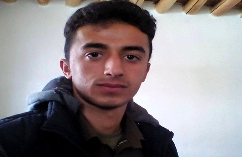 A Kurd young man was sentenced to five years in prison