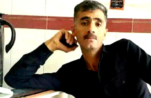 A Kurdish small trader shot wounded by Iranian military forces