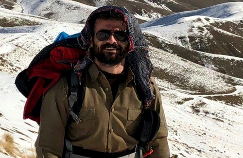A Kurdish environmental activist received a prison sentence