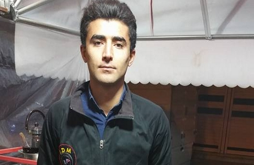 A Kurdish small trader shot dead by Iranian military forces