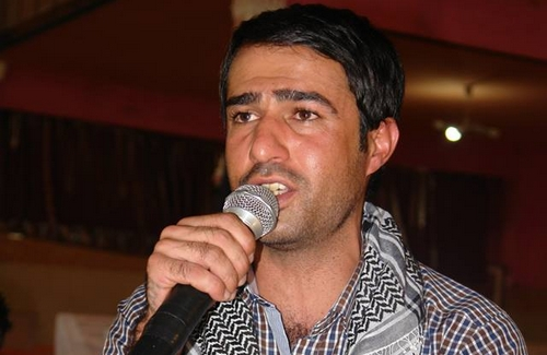 The verdict of a Kurdish singer\'s floggings was carried out in Urmia\'s court