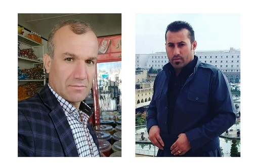 Two Piranshahr citizens arrested by IRGC intelligence forces