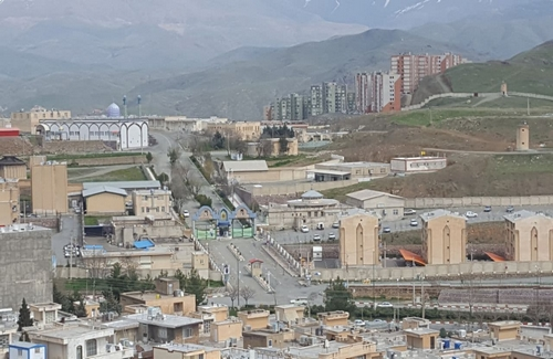In Sanandaj, the intelligence agencies do not consider themselves to be bound by urban engineering and urban laws
