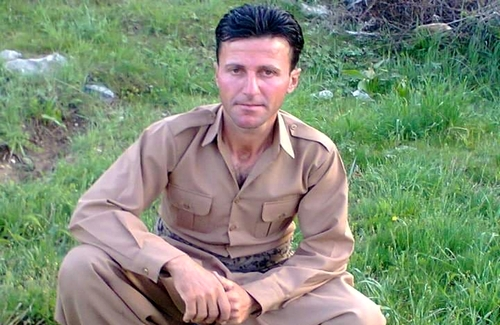 A Kurdish Kolbar was killed  in Sardasht