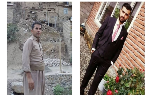 Temporary release of two Kurdish citizens and keeping detention of two other citizens in Piranshahr
