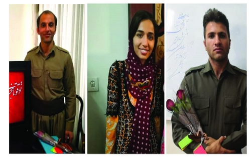 Three Kurdish civil rights activists arrested in Sanandaj
