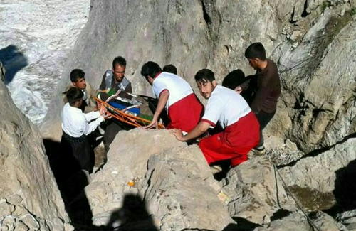 Two Kurdish Kolbars were Injured in Sardasht and Hawraman