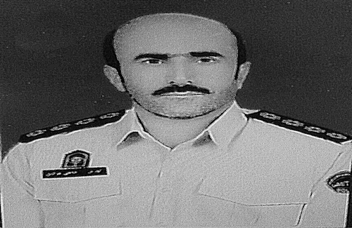 The death of chief Police Criminal Investigation Department of Eslamabad-e-Gharb in an armed conflict