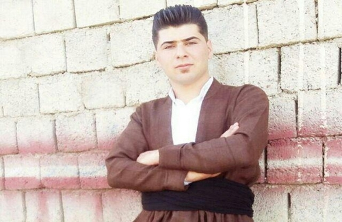 A Kurdish tradesman died after a direct firing of Revolutionary Guards