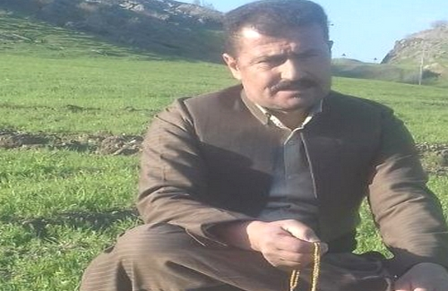 A Kurdish Kolbar was died due to  direct firing of government troops at the Baneh\'s border