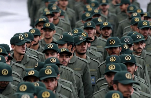 Revolutionary Guards recruited to fight against Kurdish parties