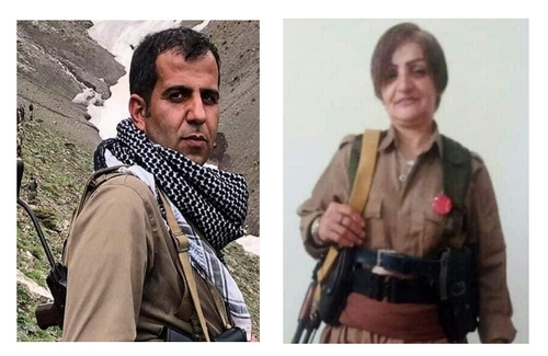 Two Komala\'s Peshmergas died in a car crash
