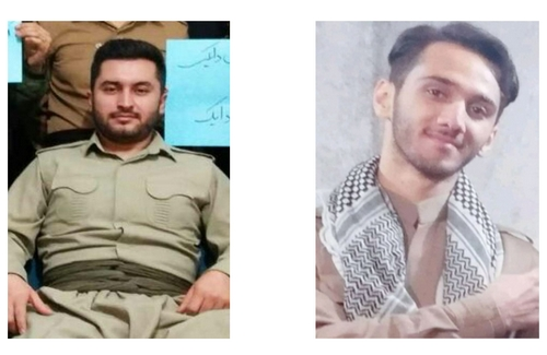 Four young detainees Kurd were released in Sanandaj