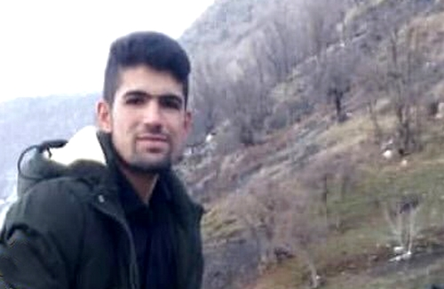 A Kurdish tradesman was injured in Sardasht