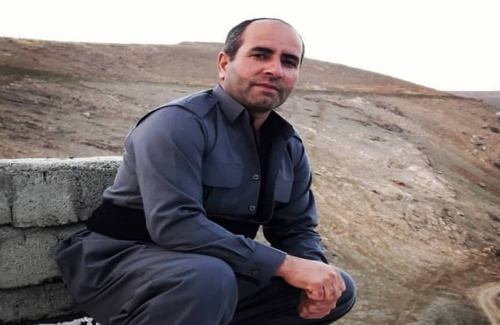 A Kurdish tradesman lost his life in direct firing by the IRGC