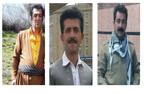 Arrest of three Kurdish citizens in Damavand