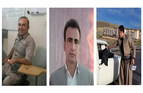 Arrested of Kurdish citizens in Kamyaran are continuing