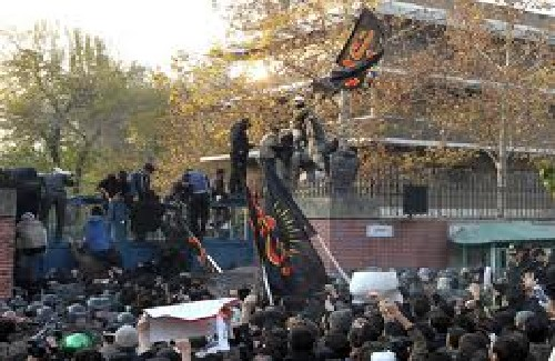 What the Storming of the British Embassy In Teheran Tells Us