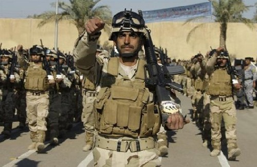 Iraqis unable to defend their borders as US exits