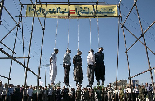 Executions for drug crimes surge in Iran: Amnesty