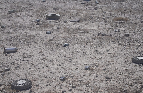 Death of Approximately 2000 Kurdish Citizens Due to Landmine Explosion