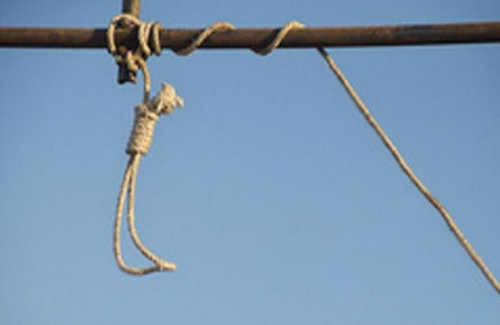 Secret execution of a citizen from Bijar