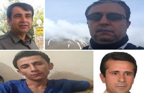 FOUR KURDISH ACTIVIST FACED BOTH, INTEROGATION AND PROSECUTION
