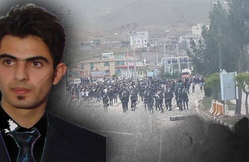 Wounded Mahabad Protester Dies after 53 Days of Battling His Injuries