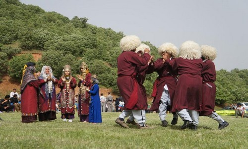 Marivan City/ The Second International Festival of Traditional Games-Kurdpress