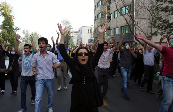 Study: Iran has strong democratic tendencies and considerable potential for regime change