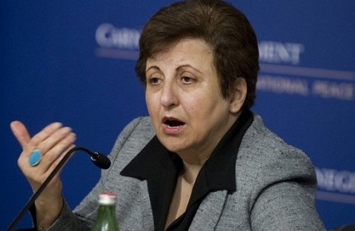 Call to join Shirin Ebadi's call to save the lives of ailing prisoners