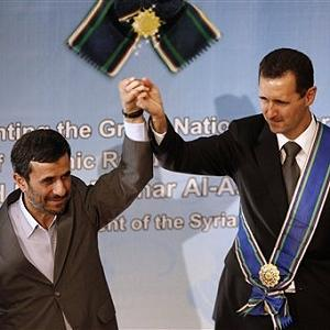 Iran's Support For Assad