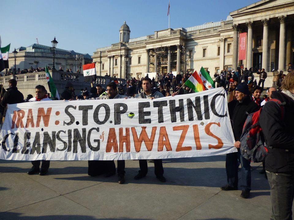 British Parliament appalled by the persecution of Ahwazi Arabs in Iran