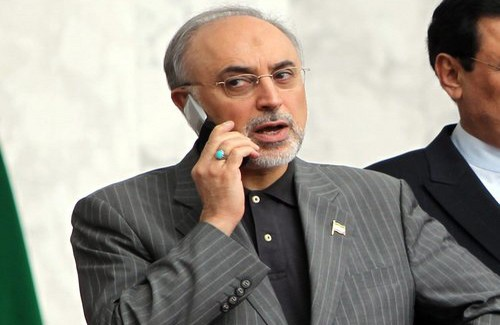 Iranian FM detained in Cyprus