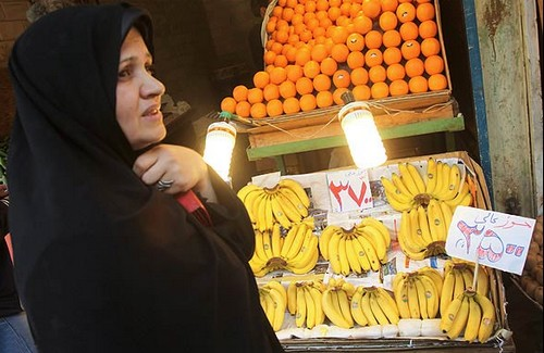 Iran's inflation rate rises to 22.4 percent