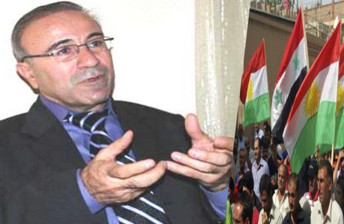 Abdulhakim Bashar: No areas have been liberated in Syrian Kurdistan in any meaningful sense.