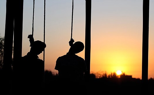 Three prisoners were executed in Iran