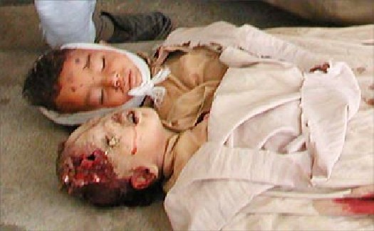 186 children victims of Syrian revolution so far